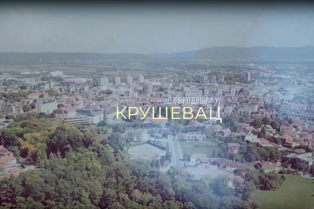Dobrodošli u Kruševac