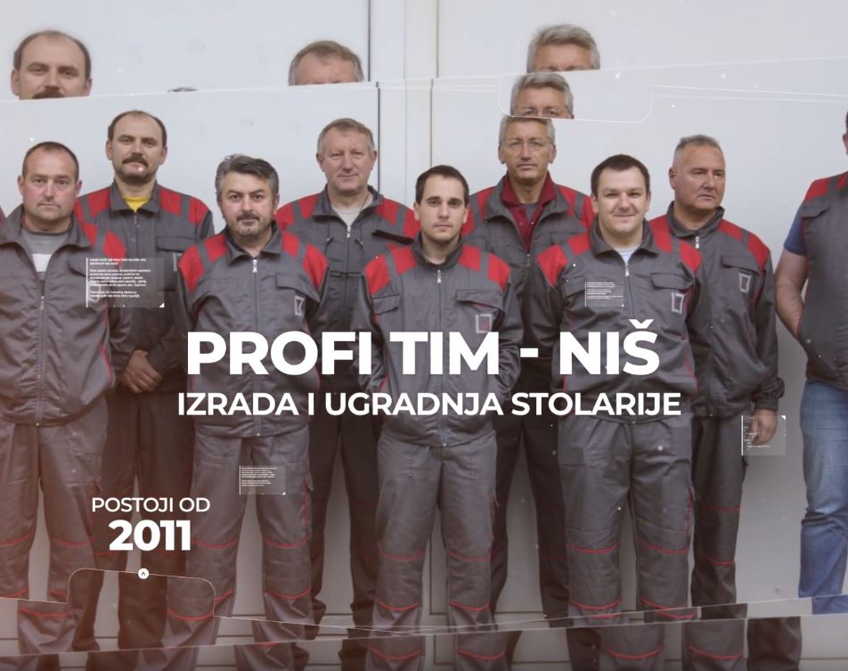 Profi Tim stolarija Nis